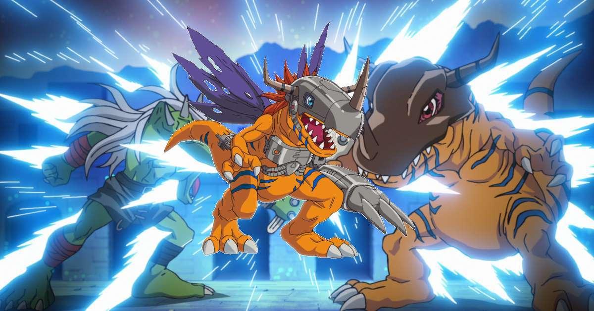 Digimon Anime Ultimate Evolutions