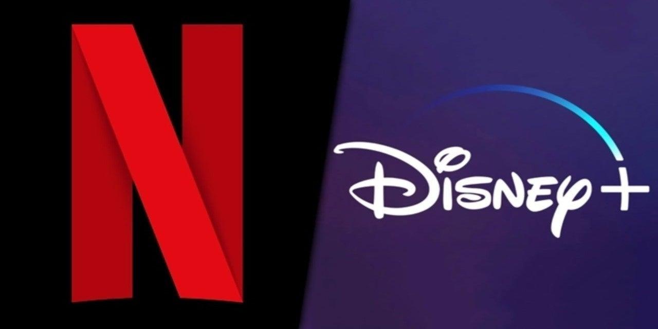 Disney + Movie era quase três vezes maior do que a Netflix 1