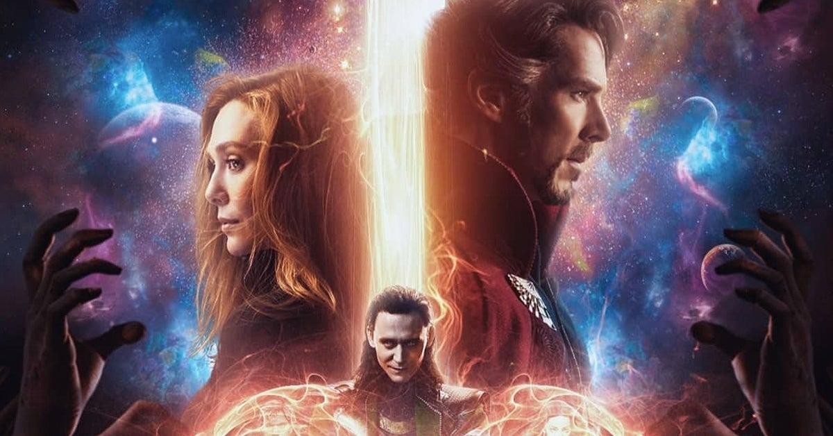 doctor strange 2 teaser poster loki