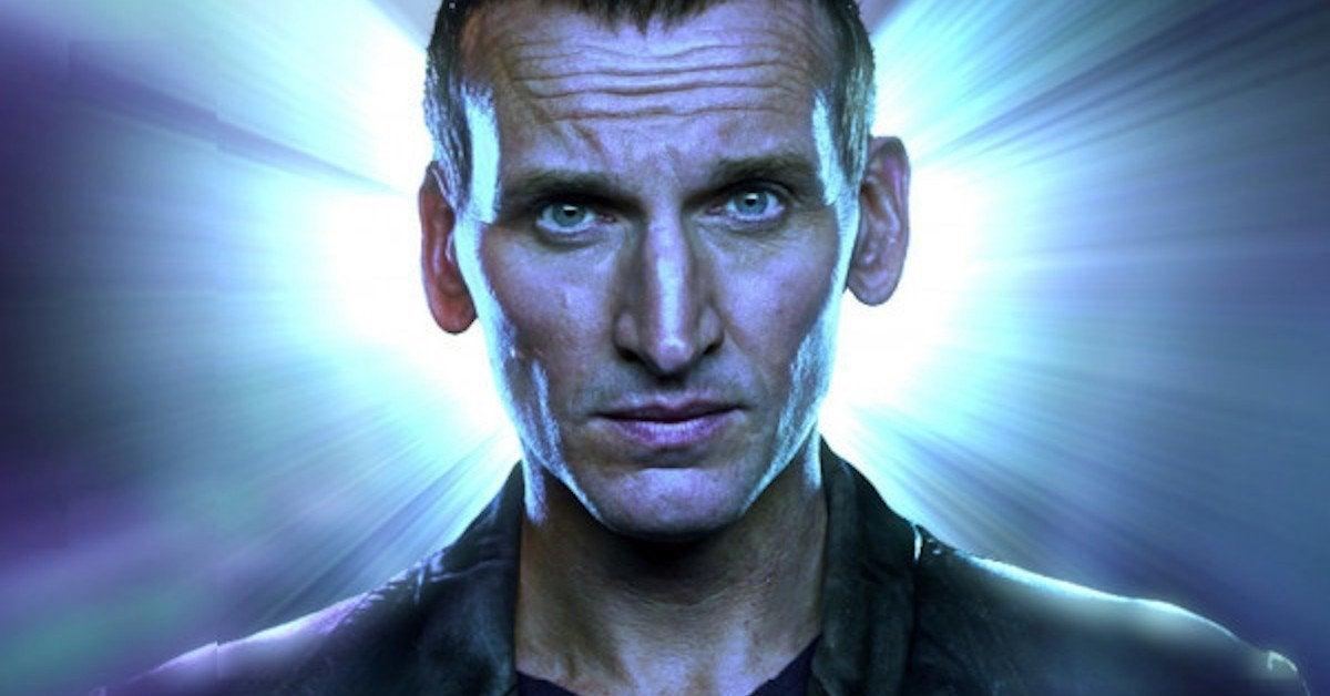 Doctor Who Ninth Doctor Adventures Christopher Eccleston Return