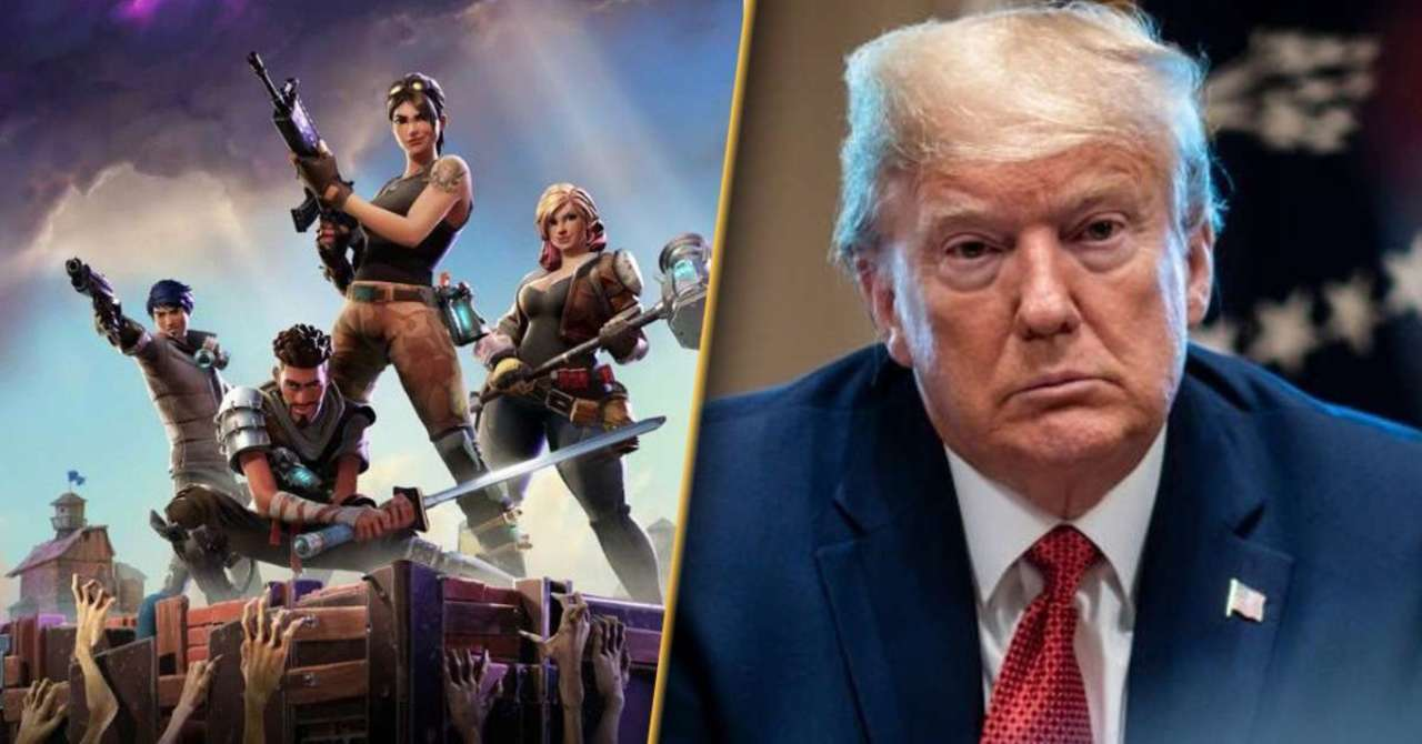 Trump Administration Reportedly Looking Into Fortnite and League of Legends Studios After TikTok and WeChat Bans