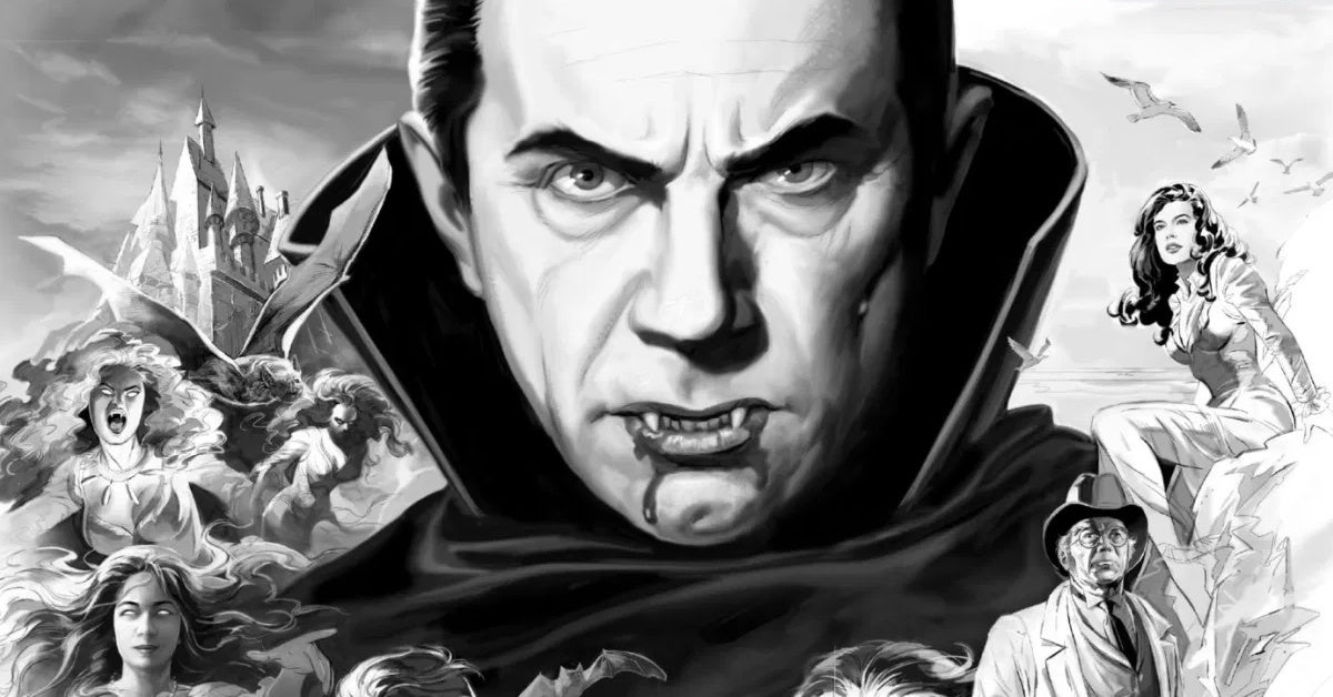 dracula graphic novel legendary