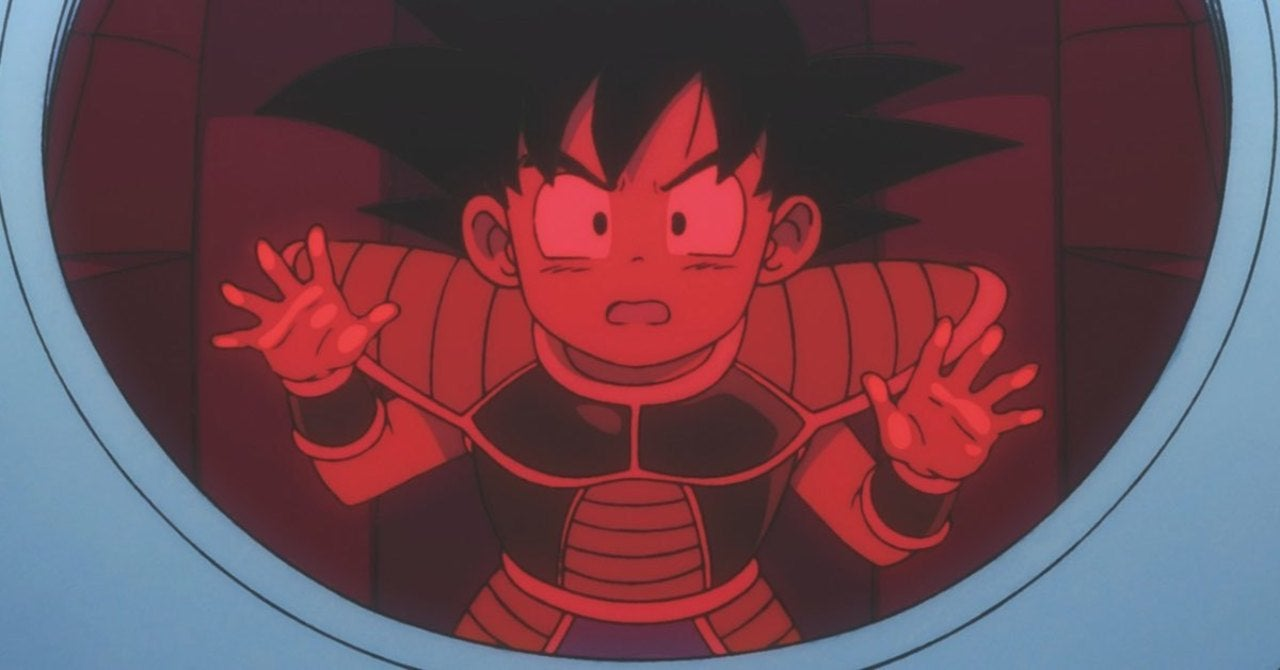 Dragon Ball Art Reimagines One of Goku's Earliest Memories