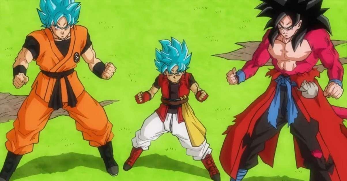 Dragon Ball Heroes Anime Big Bang Mission Opening