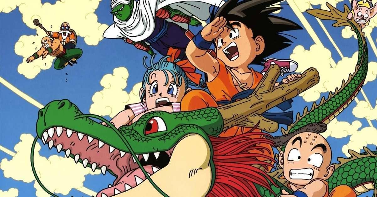 Dragon Ball Original Anime