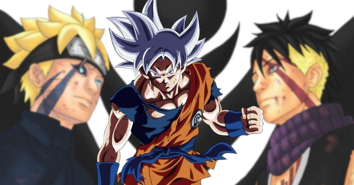 Dragon Ball Super 63 Boruto 49 Manga Now Available Free Online