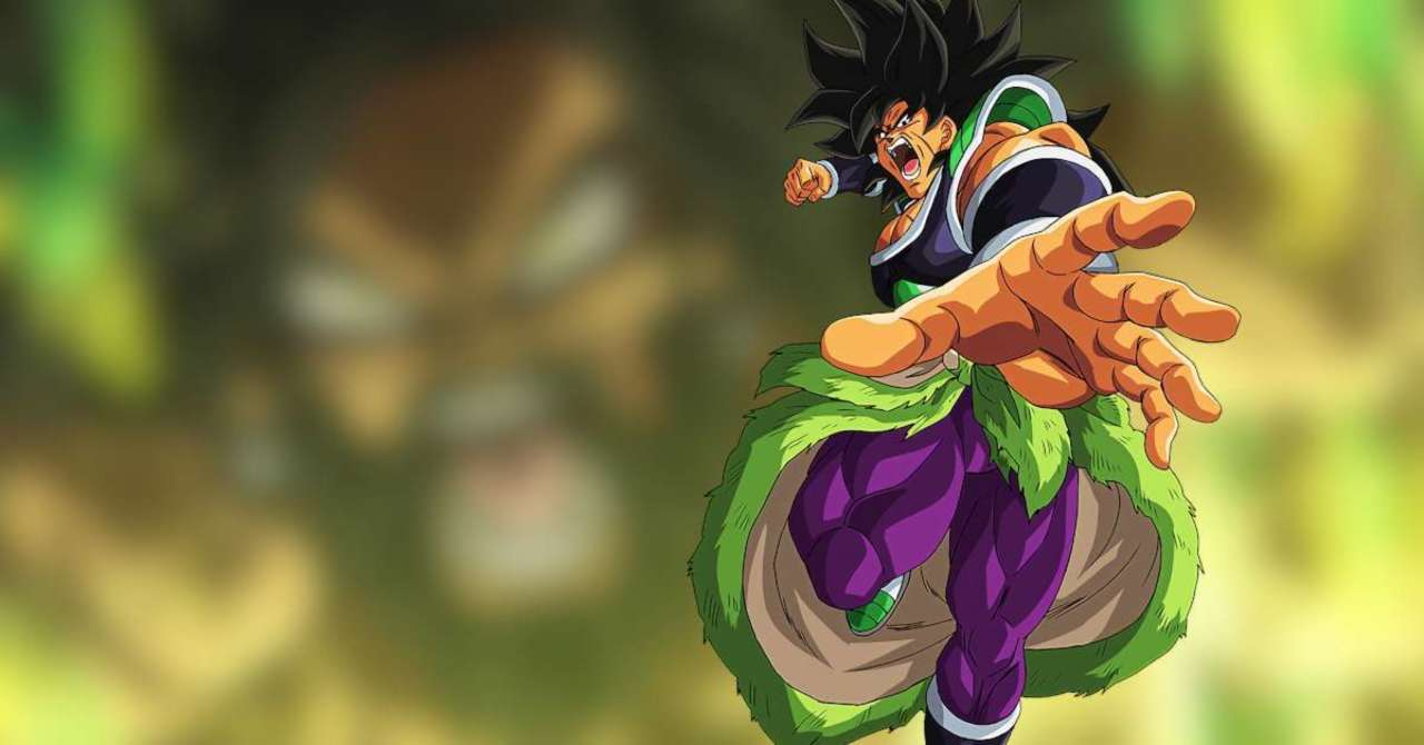 Dragon Ball Super Art Shows Why Broly Looks Better Bearded
