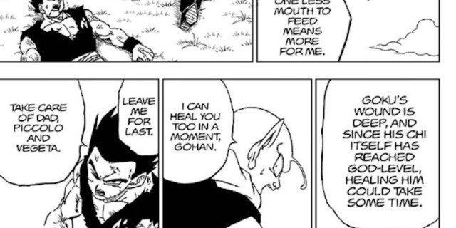 Dragon Ball Super Goku Godly Chi Manga 63 Spoilers