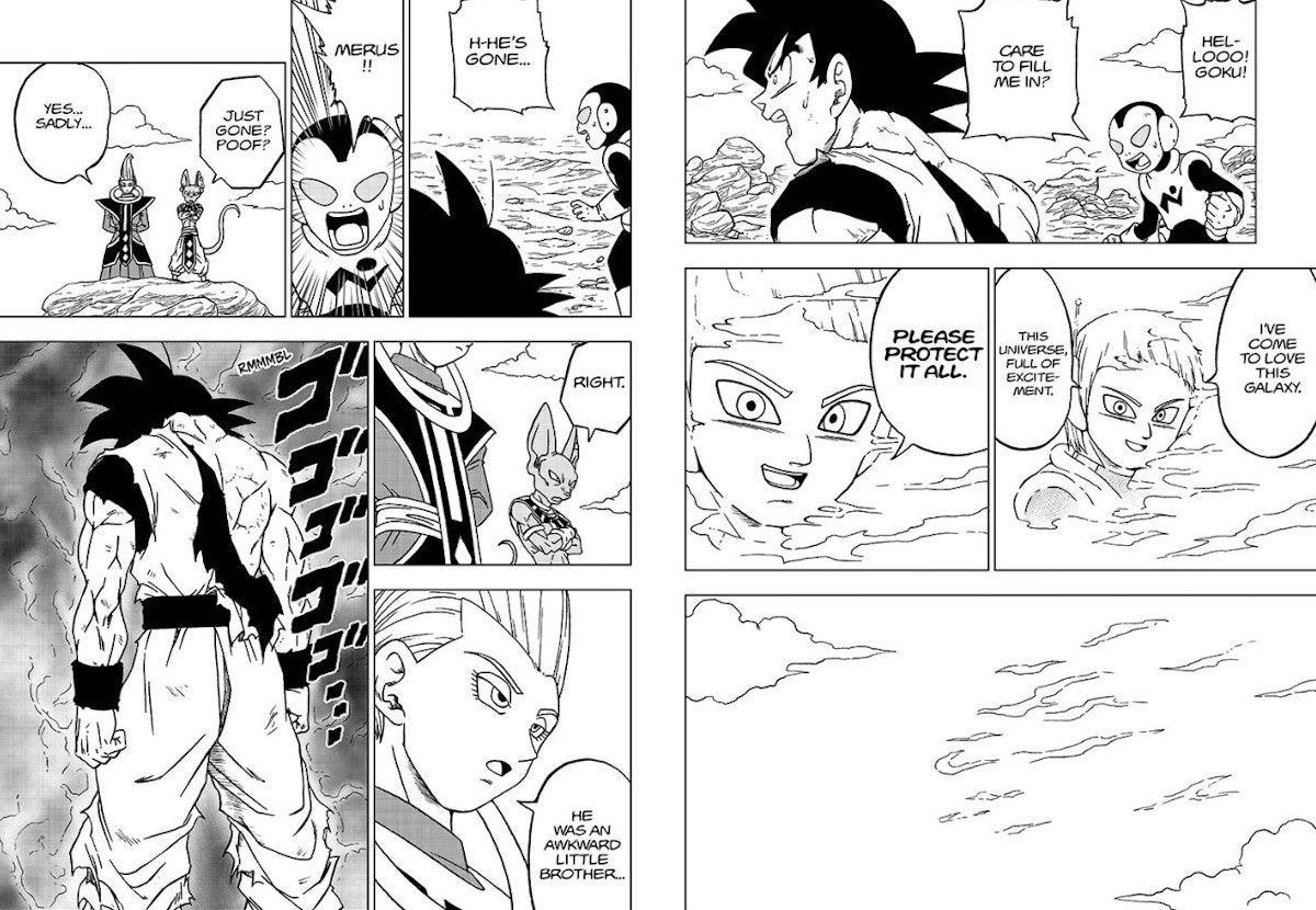 Dragon Ball Super Manga 63 Spoilers Goku Masters Ultra Instinct