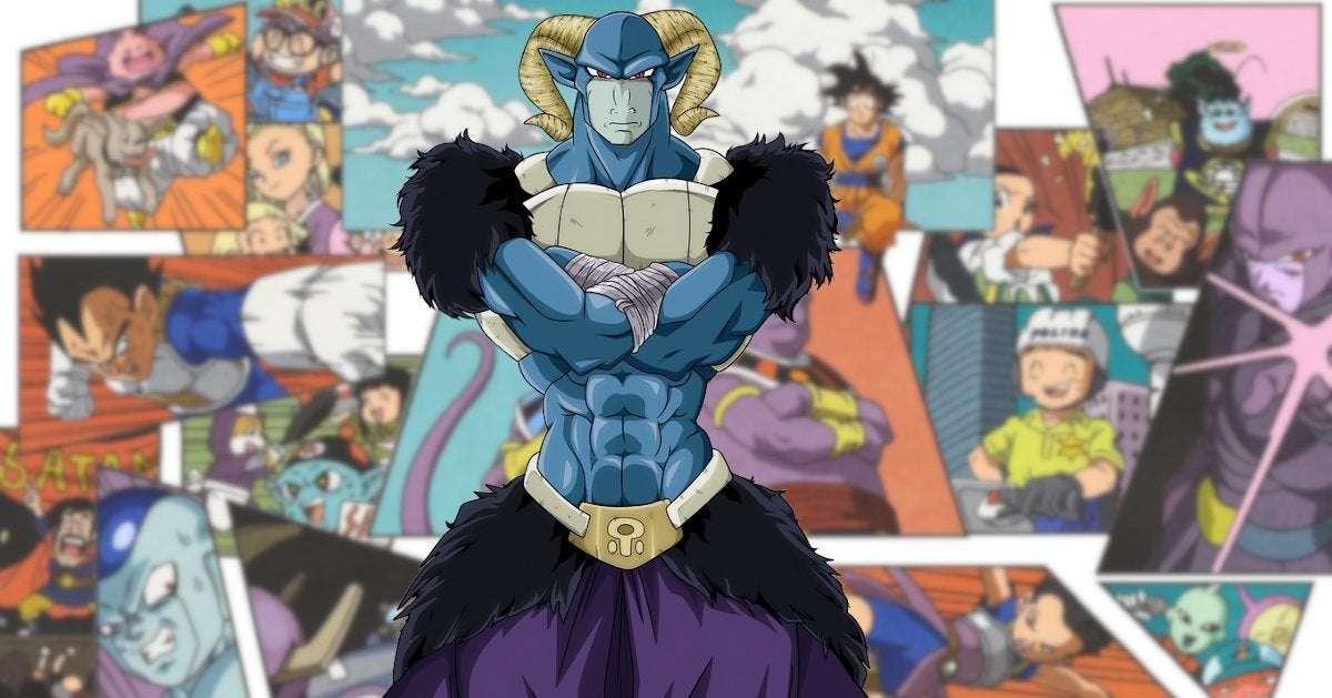 Dragon Ball Super Moro Arc