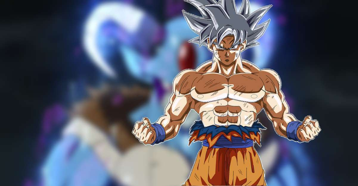 Dragon Ball Super Moro Ultra Instinct Art
