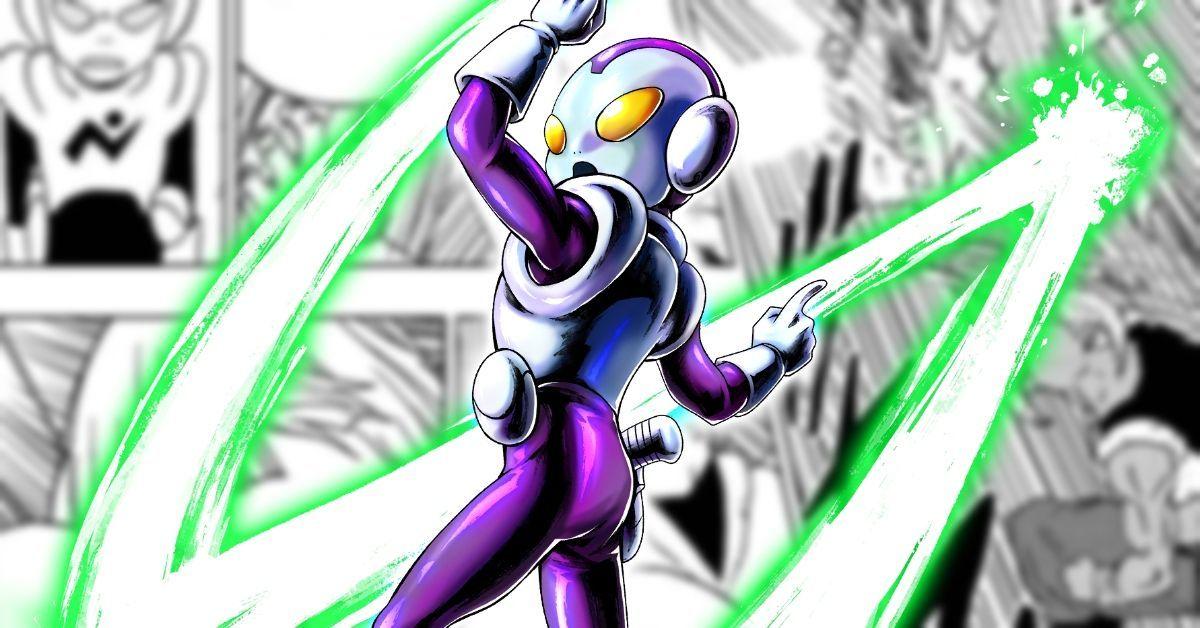 Dragon Ball Super Spoilers Galactic Patrol Moro Useless Manga