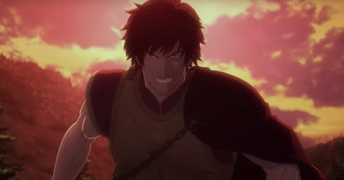 Dragons Dogma Netflix Anime Trailer