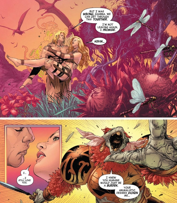 empyre avengers 2 ka zar death 1