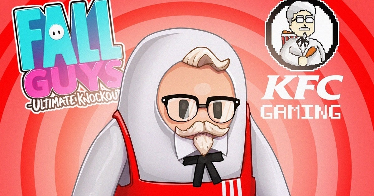 Fall Guys KFC