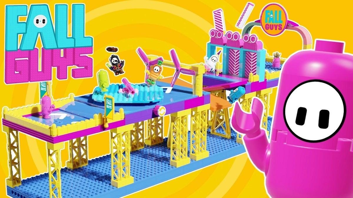 Fall Guys Lego Concept
