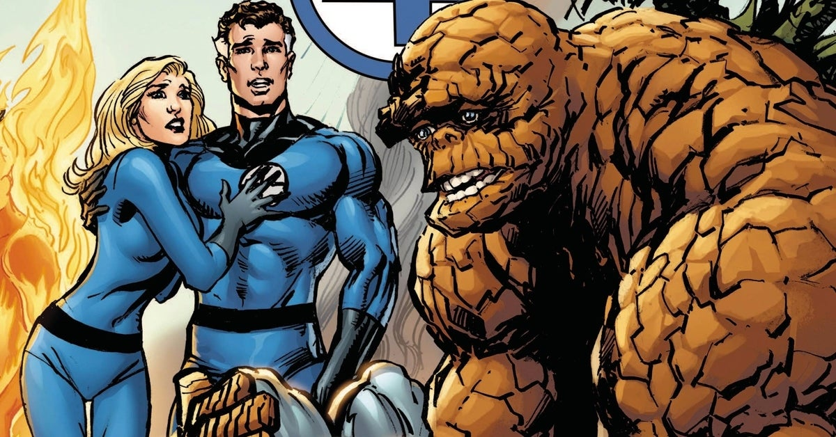 fantastic four antithesis 1