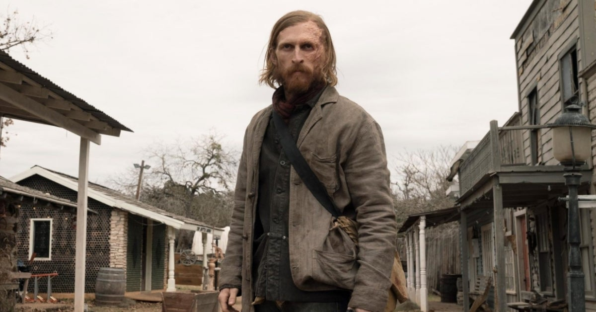 Fear the Walking Dead Dwight Austin Amelio