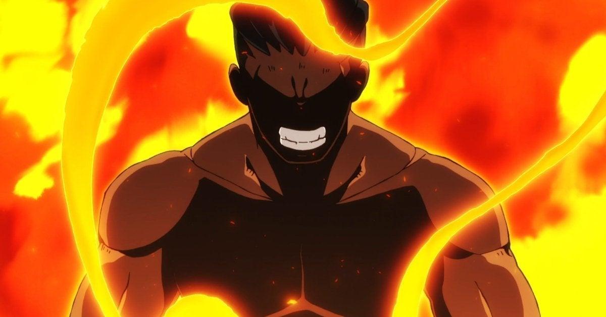 Fire Force Season 2 Ogun Montgomery Anime