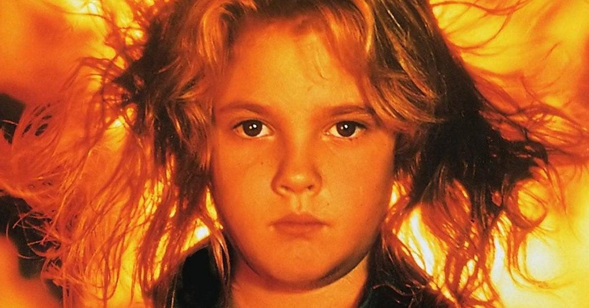 firestarter movie drew barrymore remake reboot
