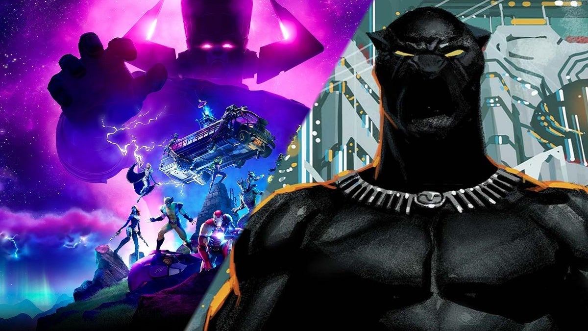 Fortnite Black Panther