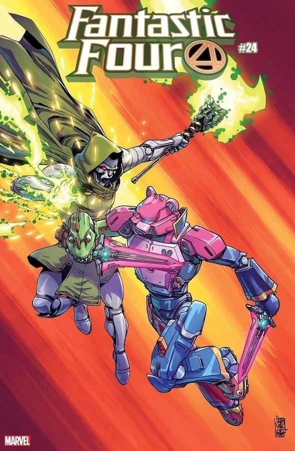 Fortnite Fantastic Four