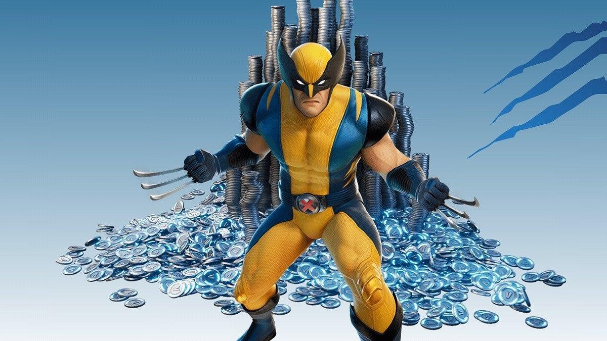 Fortnite Season 4 Wolverine