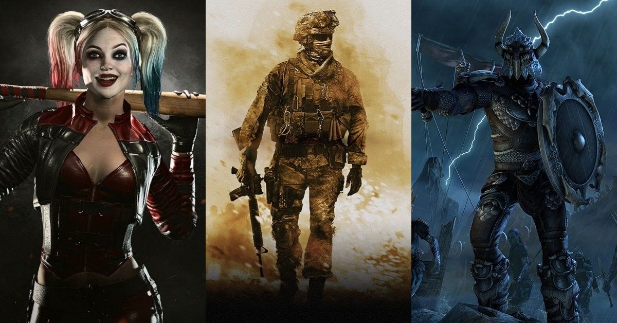Free PS4 Xbox One PC Games August