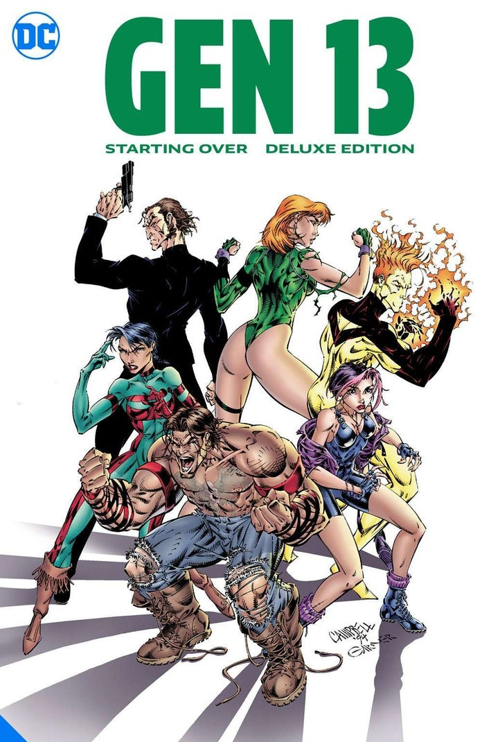 DC Comics Bringing Gen 13 Back to Print