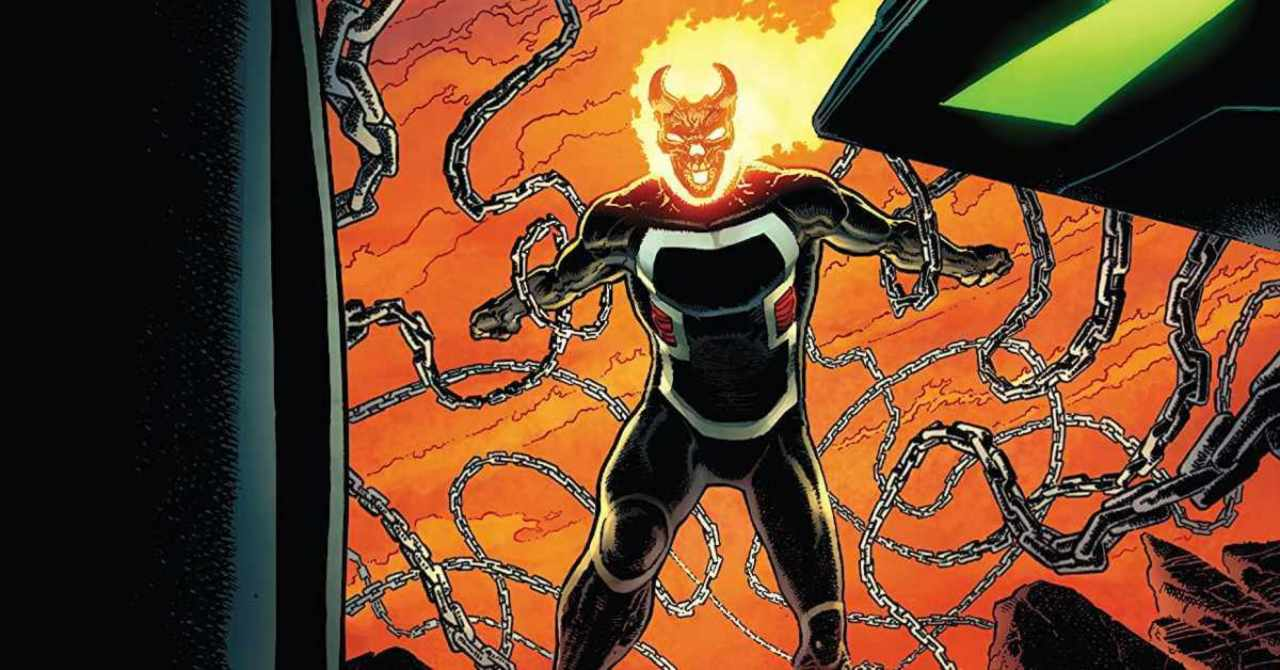 Marvel Cancels Ghost Rider