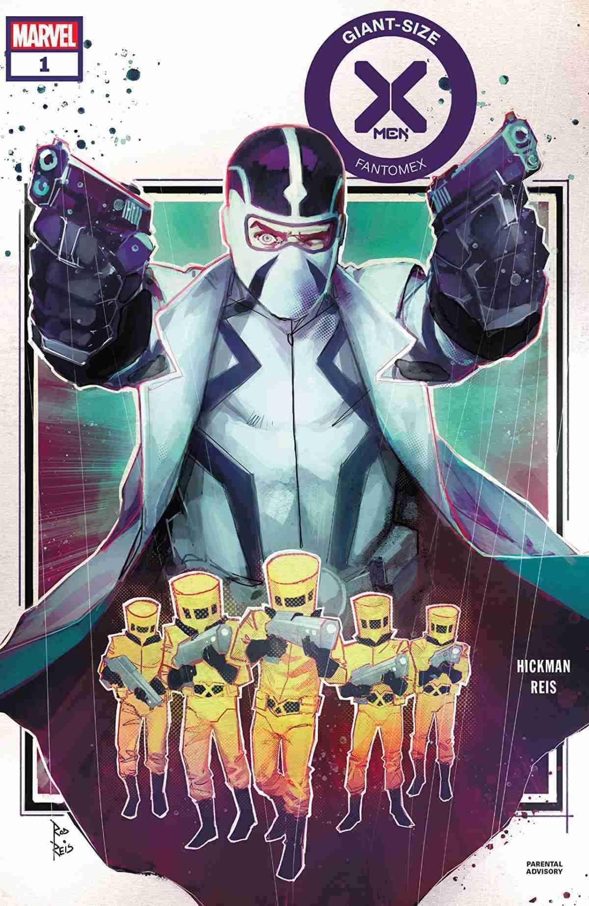 Giant-Size X-Men Fantomex #1