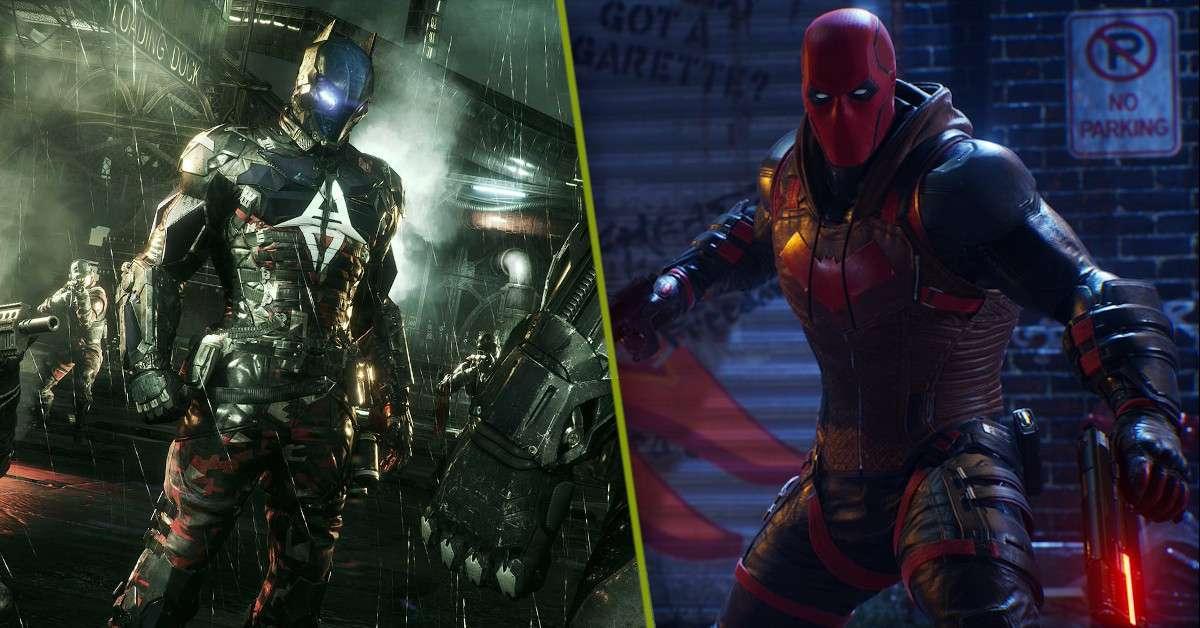 Gotham Knights Not Batman Arham Knight Sequel