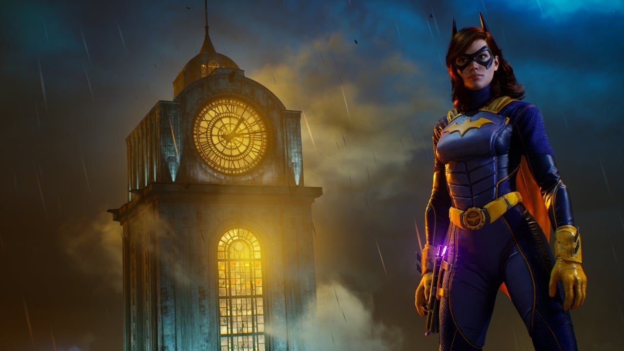 Gotham nights_Bat Girl_Reveal_Screenshot
