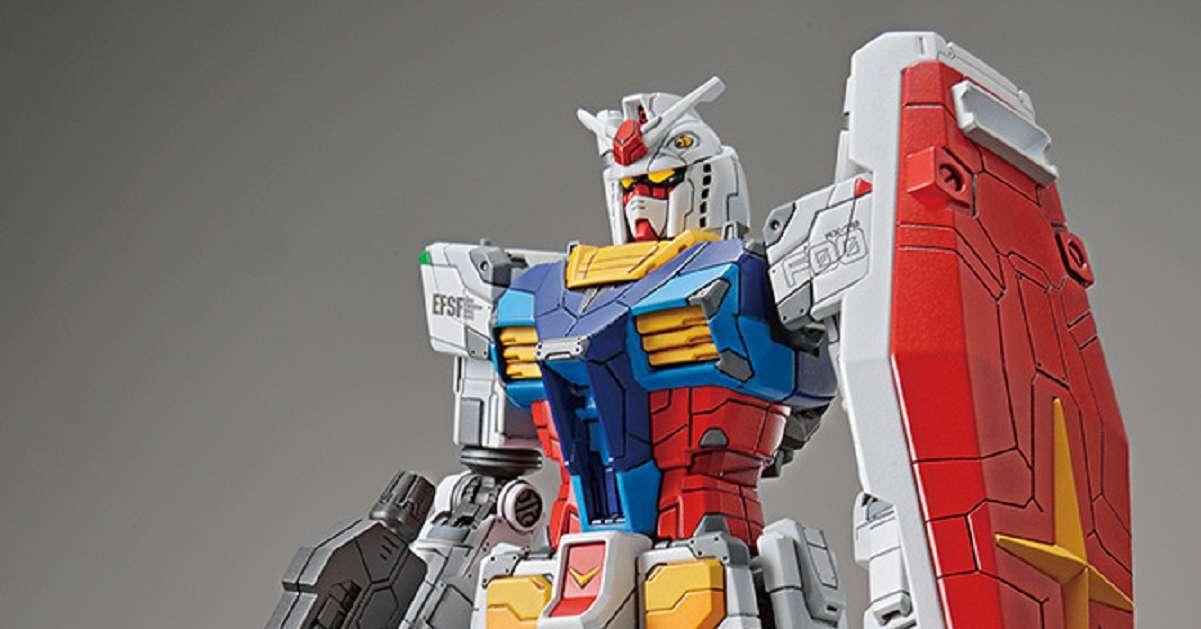 Gundam Walking Gundam Gunpla