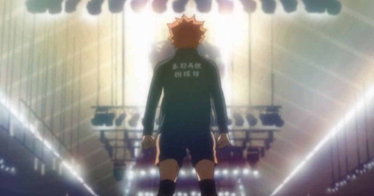 Haikyuu Season 4 Shoyo Hinata Anime