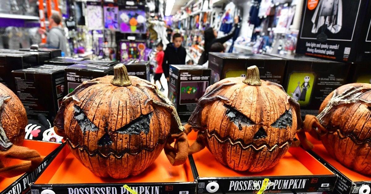 halloween 2020 candy pumpkin jack o lantern