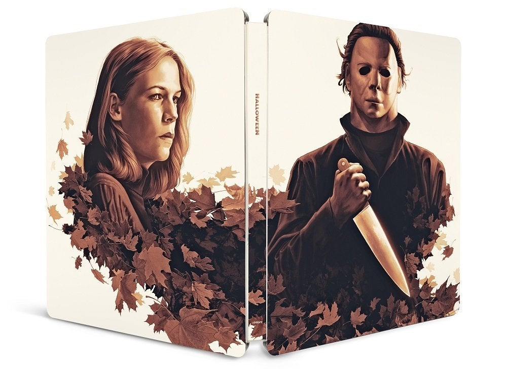 halloween blu ray steelbook cover 2