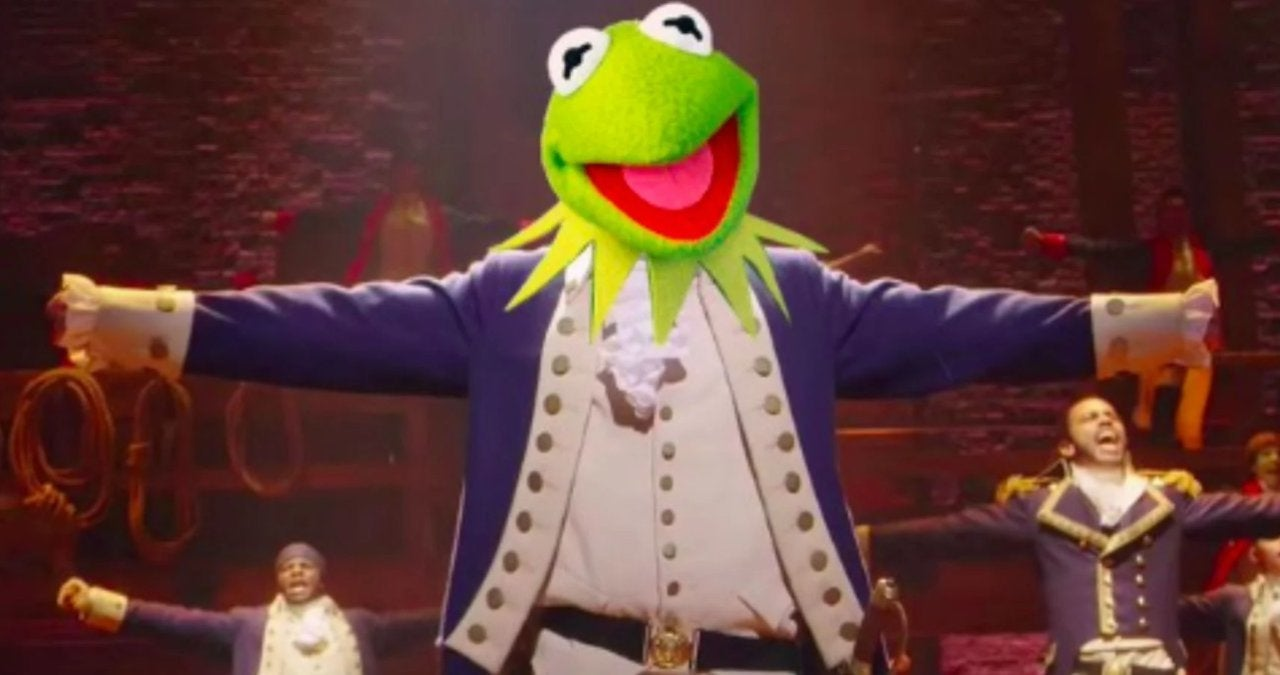The Muppets Sing Hamilton in Epic Parody of the Musical