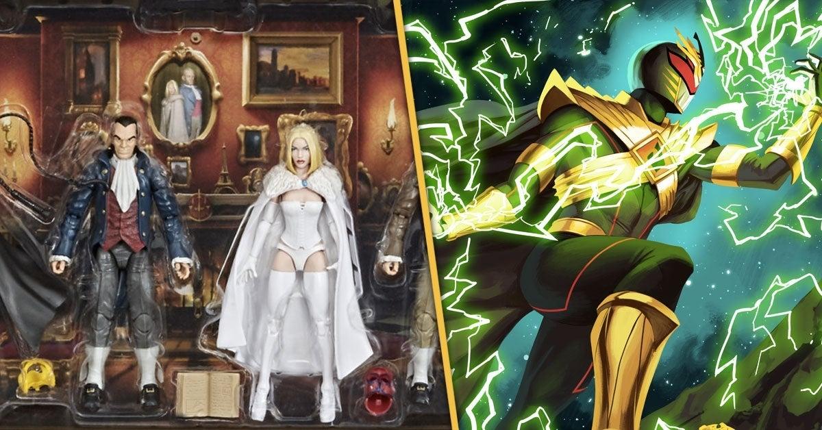 Hasbro-PulseCon-Marvel-Power-Rangers