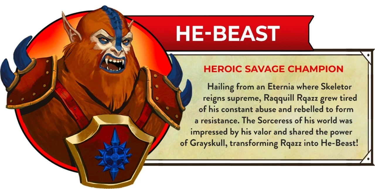 He-Beast Bio