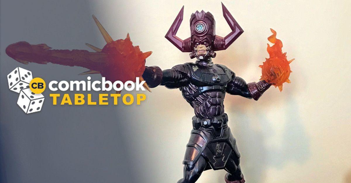 HeroClix Premium Galactus