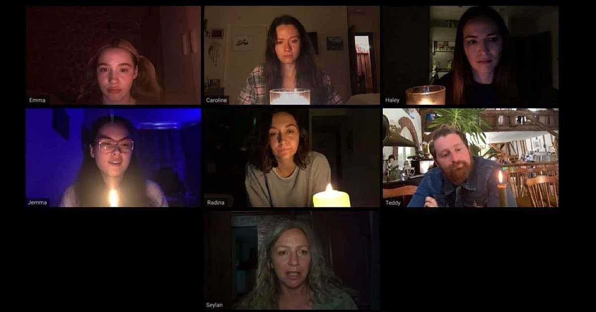 host movie zoom shudder webcam