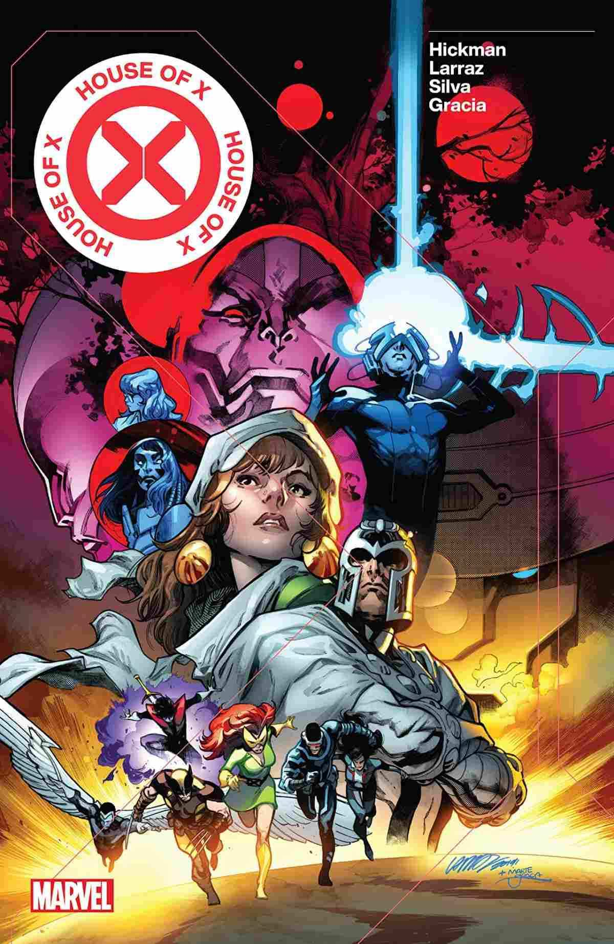 House of X Power of X