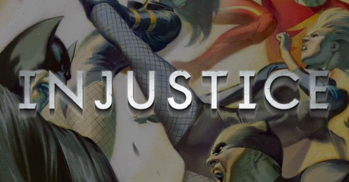 injustice header