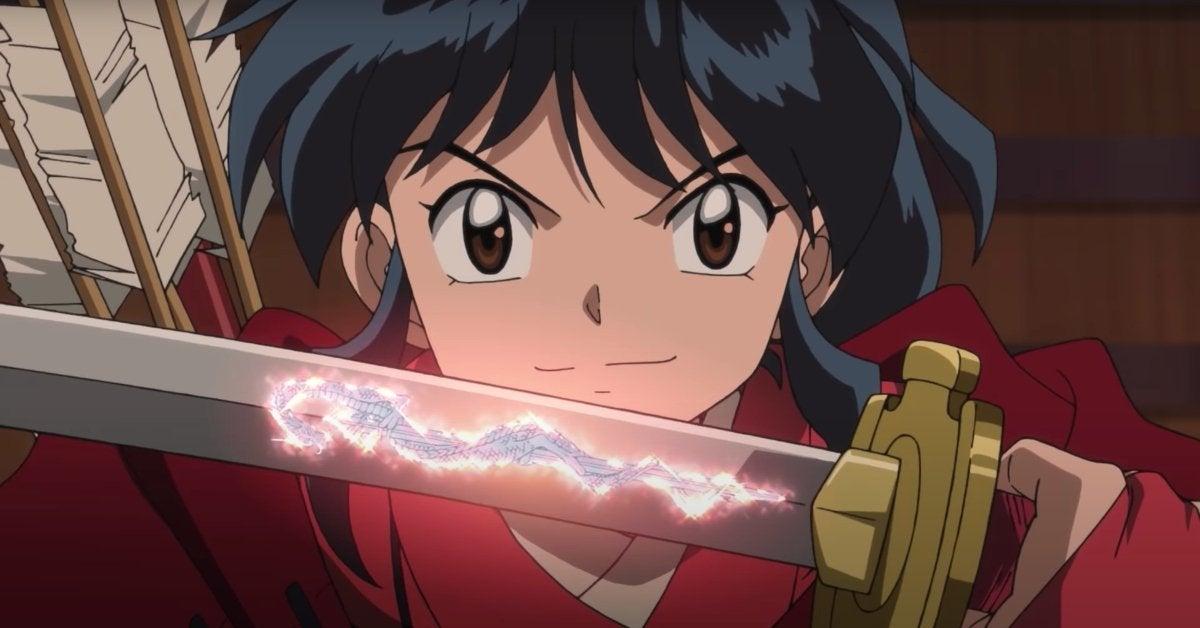 Inuyasha Sequel Inuyasha Kagome Daughter Moroha Yasahime Princess Half Demon Reactions