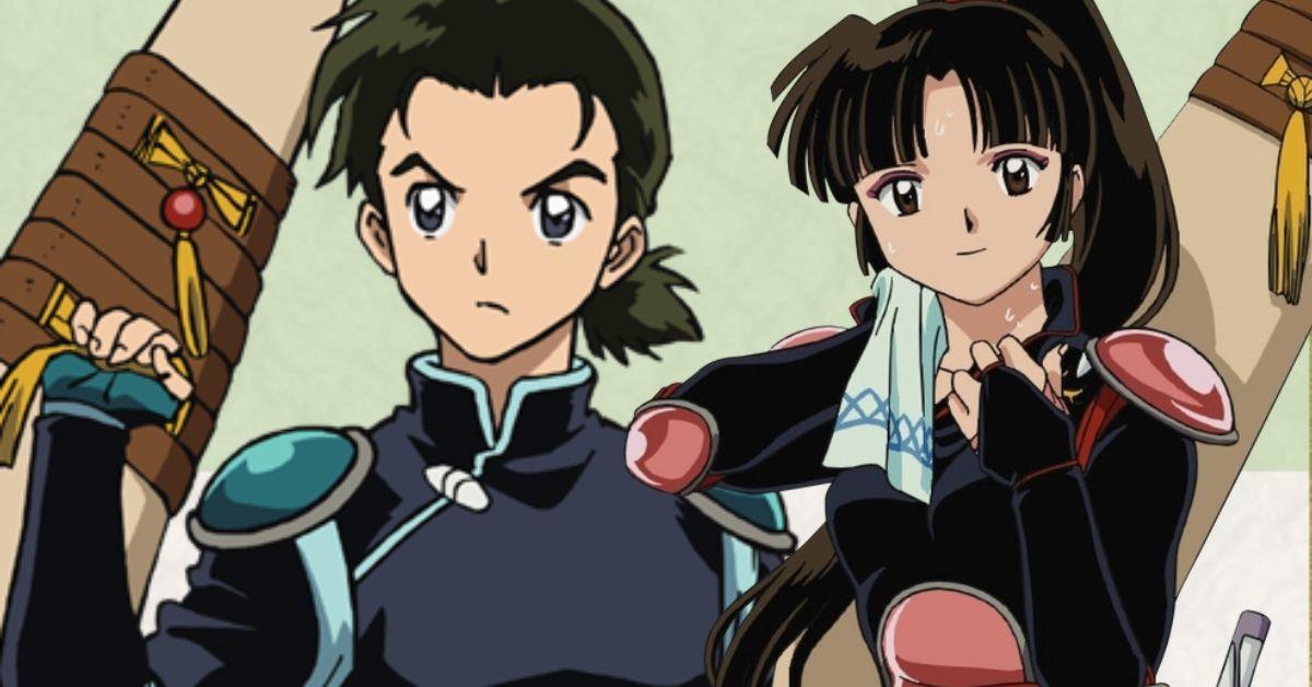 Inuyasha Sequel Sango Miruko Son Hisui Yashahime Princess Half Demon Design