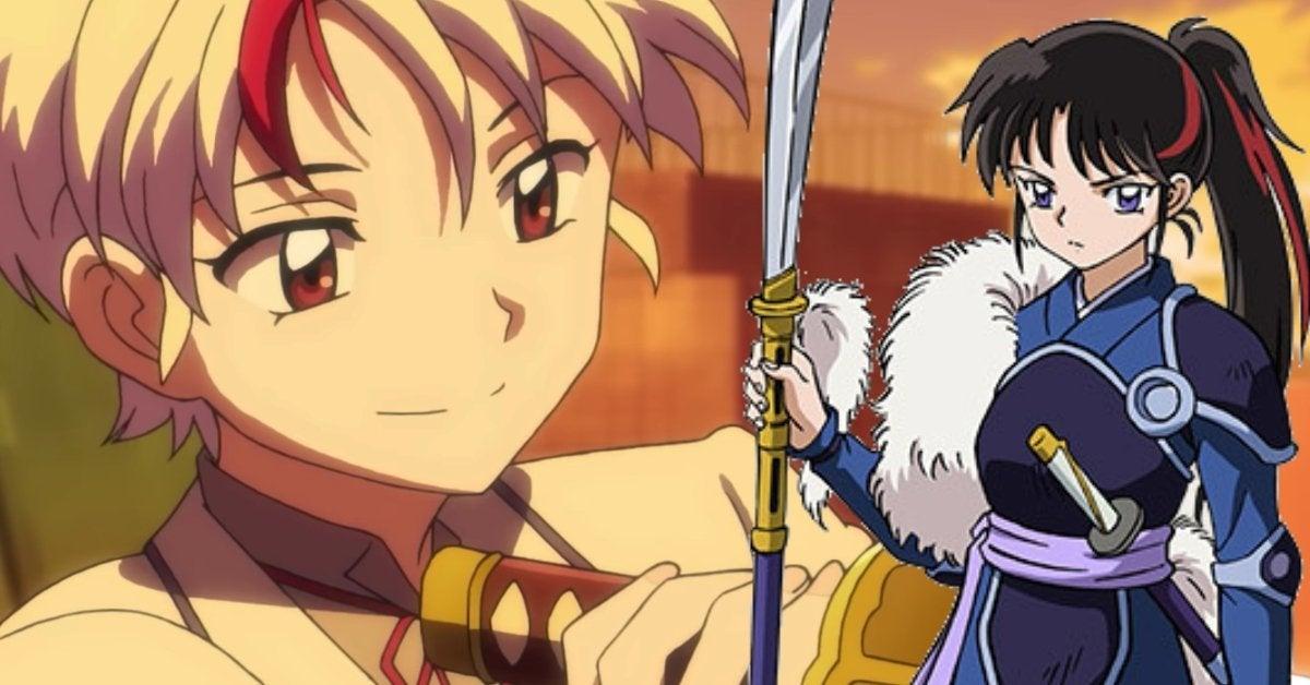 Inuyasha Sequel Sesshomaru Daughters Towa Setsuna Yashahime Princess Half Demon
