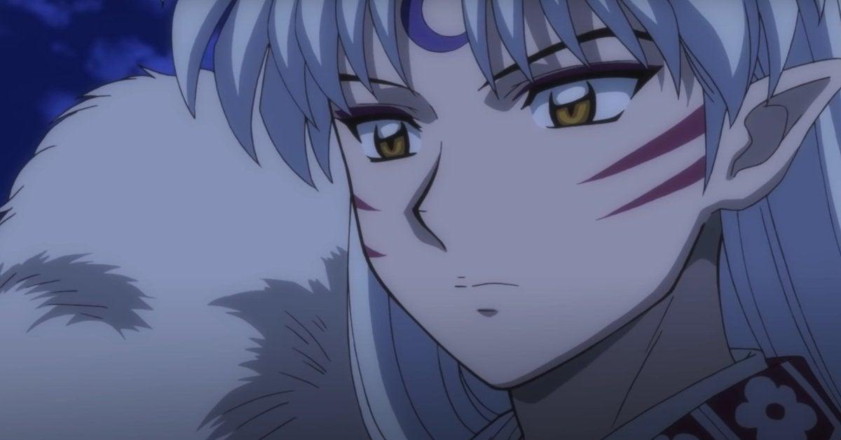 Inuyasha Sequel Yashahime Princess Half Demon Sesshomaru