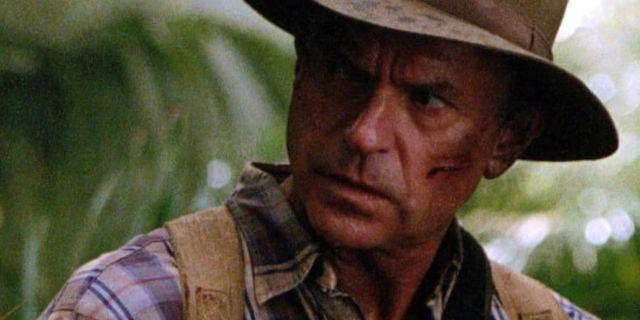 Jurassic World Sam Neill Alan Grant