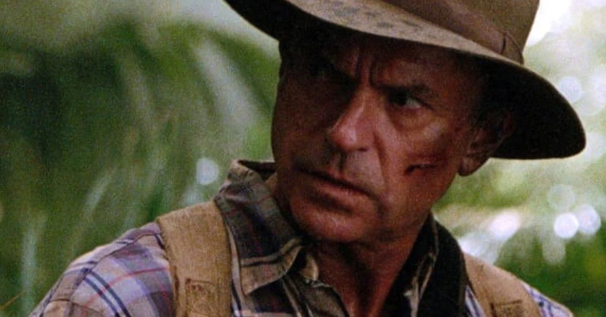 Jurassic World Sam Neill Alan Grant